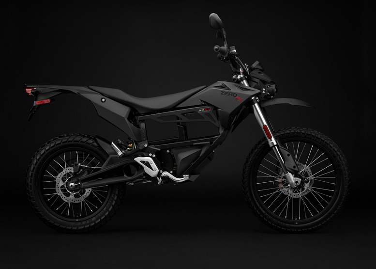 Zero FX Stealthfighter (Electric Motorcycle)