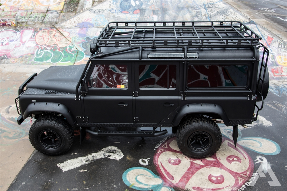 Arkonik BLACK HAWK D110 Land Rover Defender