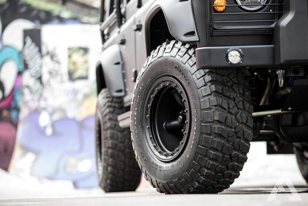 Arkonik BLACK HAWK D110 Land Rover Defender
