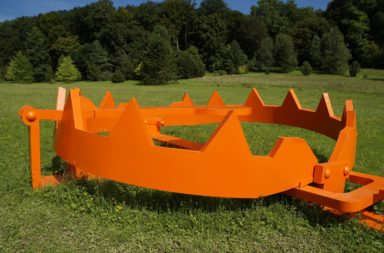 Giant Bear Trap (orange)