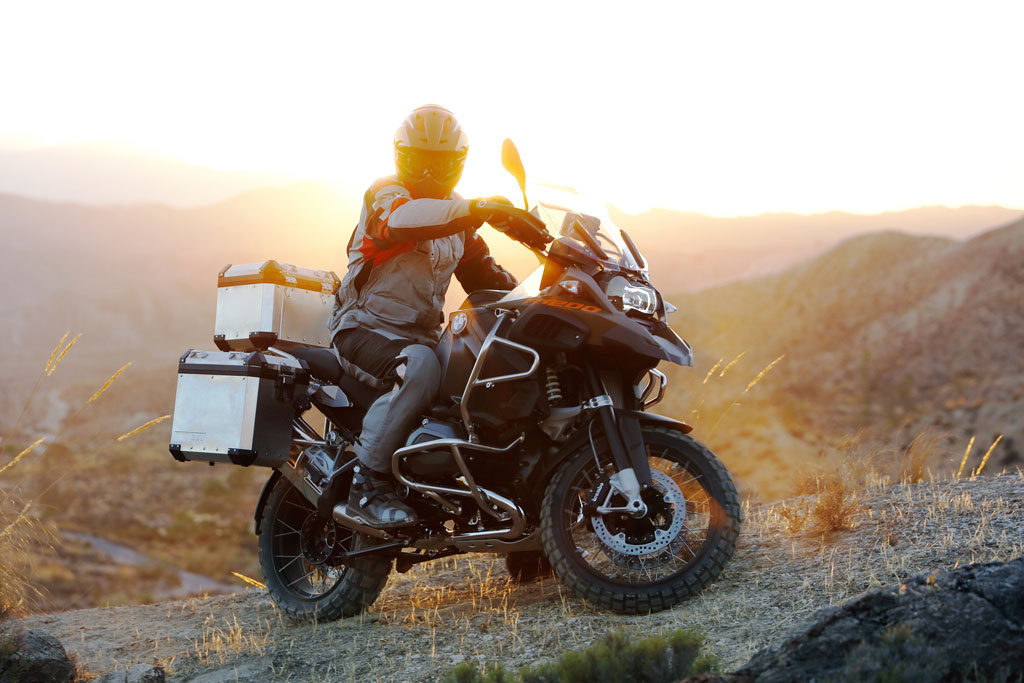 BMW R 1200 GS Adventure Motorcycle