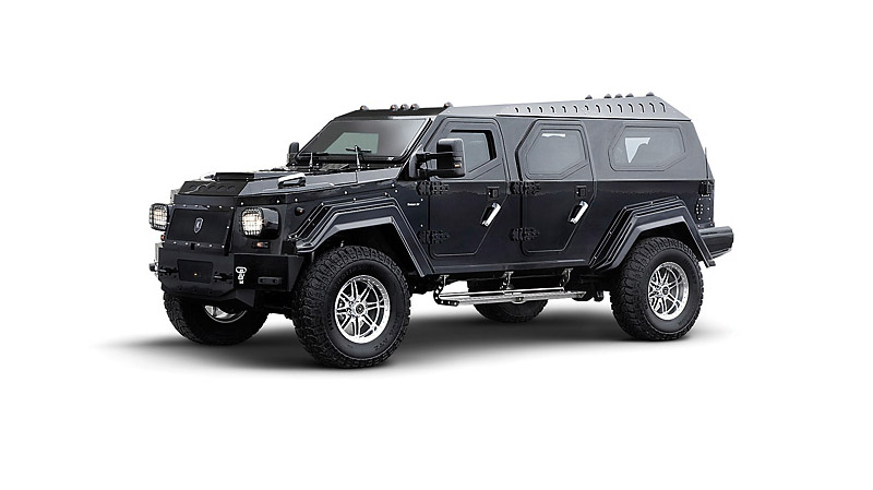 Conquest Knight XV Urban Assault Vehicle