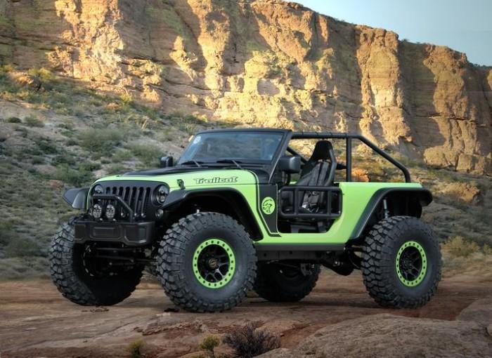 Jeep Hellcat Concept