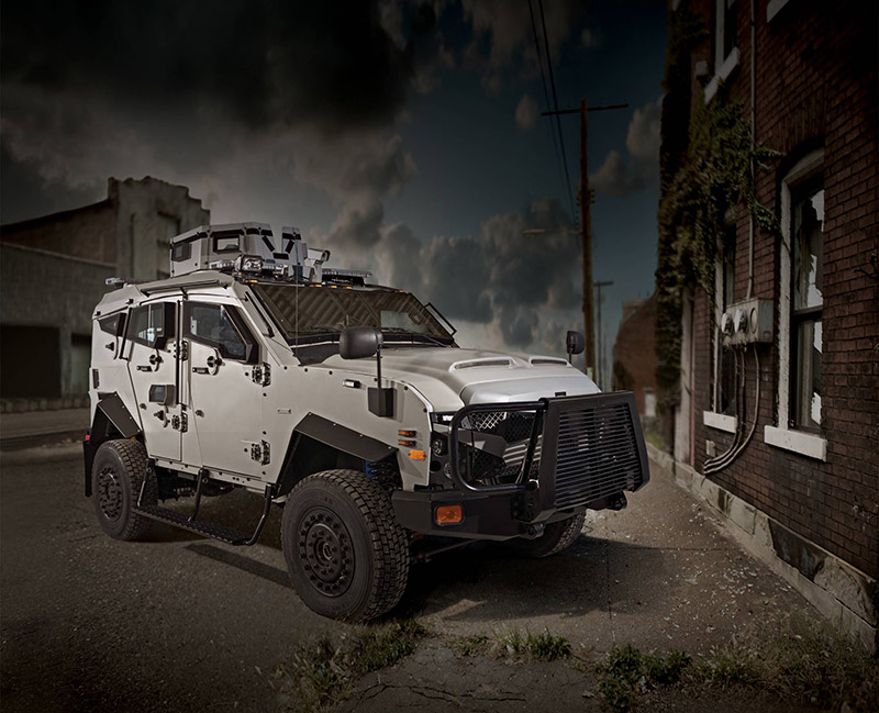 Oshkosh TPV Tactical Protector Vehicle