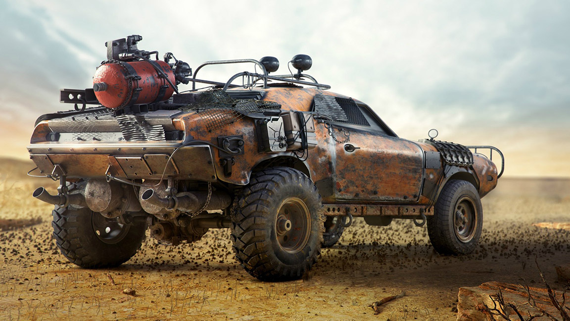 Mad Max Motorcycle >> Bug Out Rides: 8 Toughest Vehicles to Survive the Apocalypse — Summit Zero