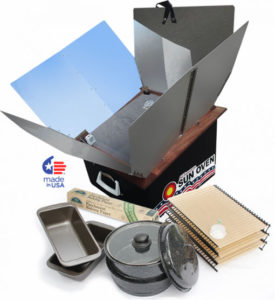 Sun Oven - Solar Powered Oven - Preparedness Package