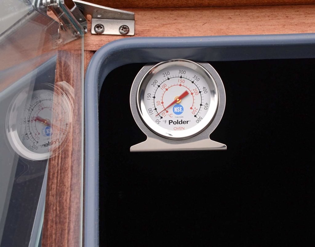 Sun Oven - Solar Powered Oven (Thermometer)