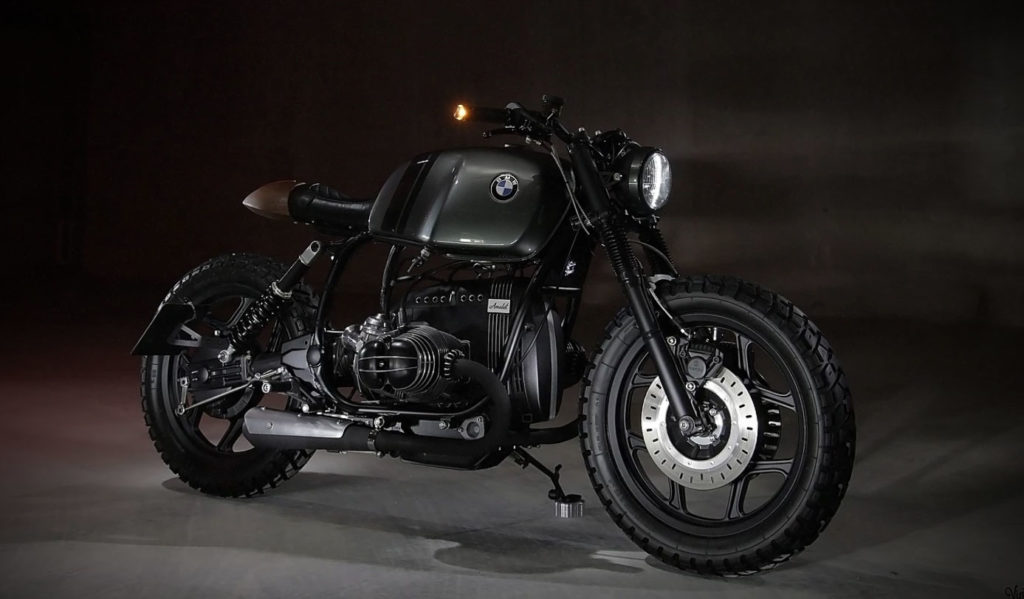 BMW R80RT Vintage Cafe Racer