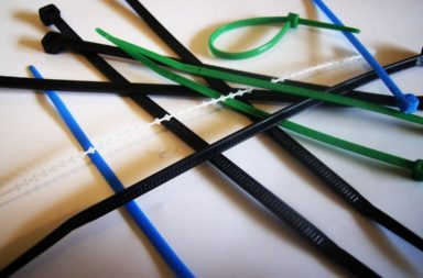 Cable Ties (closeup)