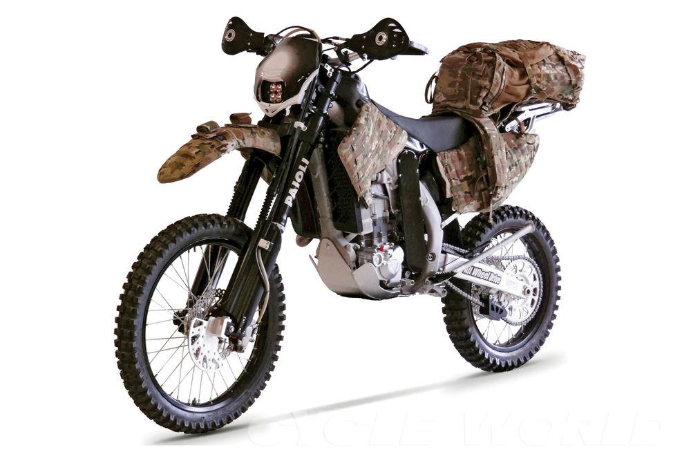 Christini AWD 450 Military Edition