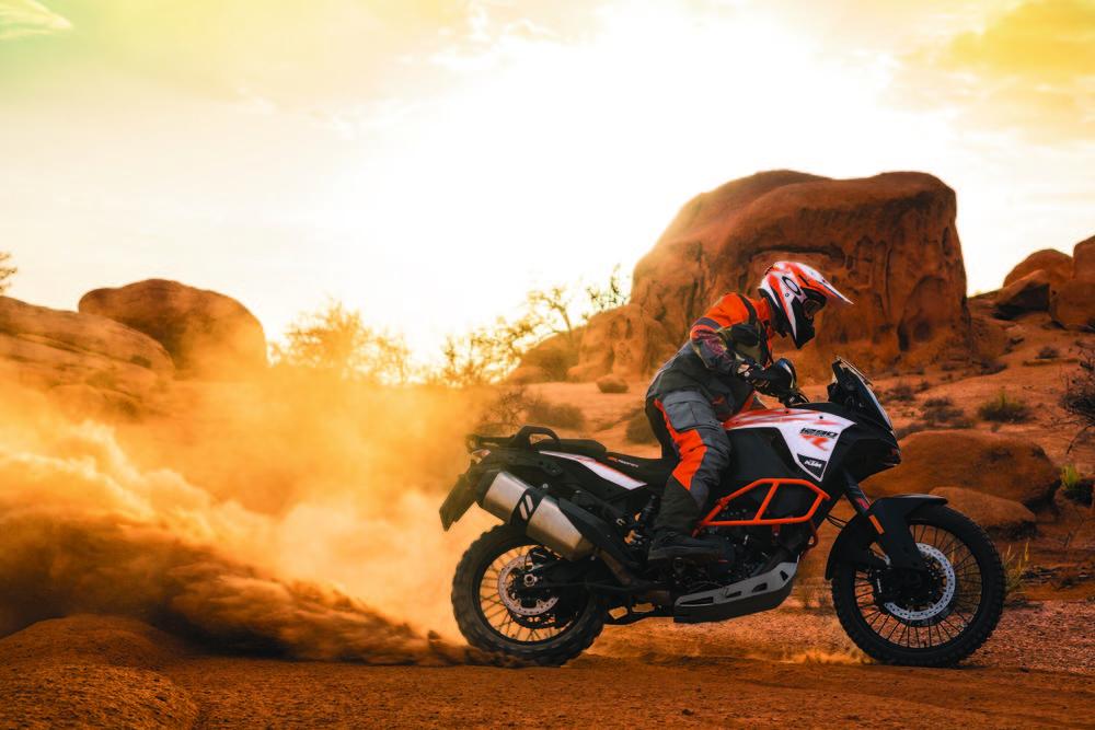 KTM 1290 Super Adventure R Motorcycle