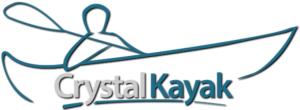 The Crystal Kayak Company (logo)