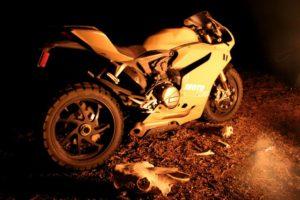 MotoCorsa Ducati 1199 TerraCorsa (by campfire)