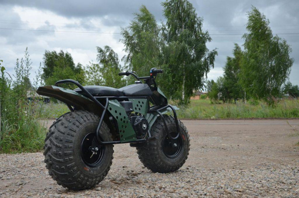 Tarus 2x2 Off-Road Motorbike