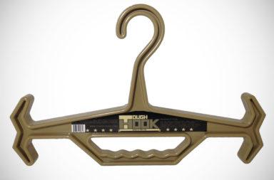 Tough Hook Hanger for Survival/Outdoor Gear (tan)