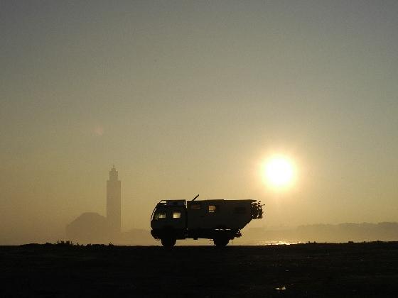 UNICAT Expeditionary Vehicle